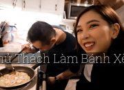 Thử Thách Cùng Làm Bánh Xèo Việt Nam Với Người Bạn Đài Loan – Cuộc Sống Du Học Mỹ Của Thỏ Và Alex