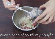 Cách làm bánh bao thịt heo trứng cút ngon mê say | Điện máy XANH