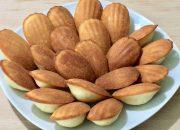 Cách Làm BÁNH BÔNG LAN CON SÒ, Bí Quyết Làm Cho Bánh Nở Thơm Ngon || MADELEINE RECIPE