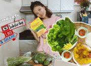 Làm Bánh Xèo Hương Vị Miền Trung Thơm Giòn Tại Nhà | Phan Hiền TV