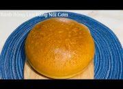 Cách Làm BÁNH BÔNG LAN SỮA CHUA Bằng Nồi Cơm Điện Thơm Ngon Mềm Mịn | Making Cake With Rice Cooker