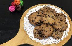 Cách Làm Bánh Quy Chocolate Chip Bằng Lò Thuỷ Tinh Đơn Gianr | Yang Jin Làm Bánh