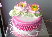 Cake Icing Tutorials Buttercream – Cách Làm Bánh Kem Đơn Giản Đẹp ( 139 )