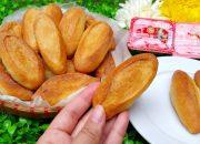 How To Make Vietnamese Bread | Cách Làm Bánh Mì Đặc Ruột Phiên Bản Mini Siêu Dễ Thương | Góc Bếp Nhỏ