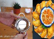 Đồ Gia Dụng Thông Minh Phần 4 – Khuôn Làm Bánh Gối, Sủi Cảo, Há Cảo, Bánh Xếp, bánh bột lọc