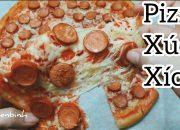 Cách làm bánh Pizza xúc xích đơn giản ngon tuyệt/ bánh pizza/ Bếp Yên Bình