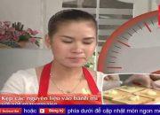 Món ngon mỗi ngày: Cách làm bánh mì trứng đánh thịt nguội