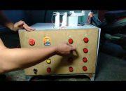 Mô hình khí nén – Máy làm bánh gối tự động – Nhóm 3 – Lớp 169040A + 171442 + 171530 – ĐH SPKT TPHCM