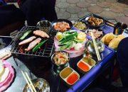 Mùa đông săn lùng những quán nướng ngon rẻ ở Hà Nội
