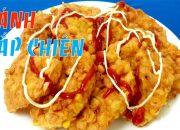 BÁNH BẮP CHIÊN l Cách làm Bánh Bắp Chiên ngon giòn ăn sẽ thích by Xanh TV