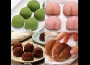 [Cookat Việt Nam] 4 Cách Làm Mochi
