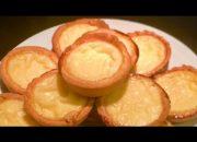 Cách làm bánh trứng nướng/tart trứng