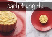 Eat Clean #7   Làm bánh trung thu khoai lang nhân đậu đỏ ♡ Hana Giang Anh