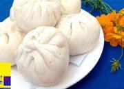Cách làm Bánh Bao mặn thơm ngon, trắng muốt xốp mềm chỉ với vài bước đơn giản l Xanh TV